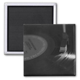 Vinyl Record Magnet