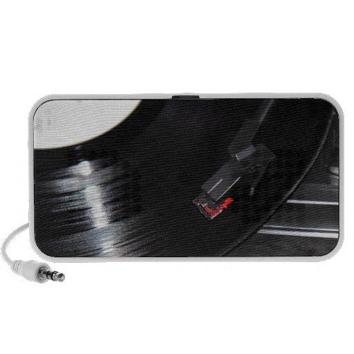 Vinyl Record Mp3 Speaker