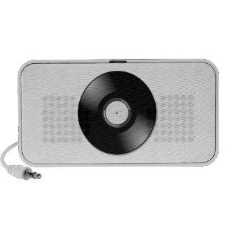 Vinyl Record iPhone Speakers