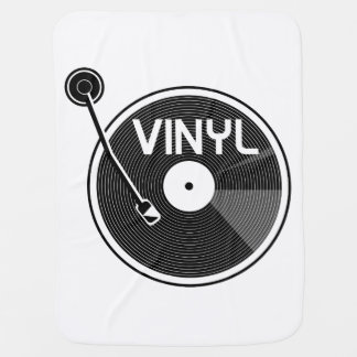 Vinyl Record Turntable Receiving Blanket