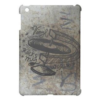 Vinyl Rocks My World 1B Case For The iPad Mini