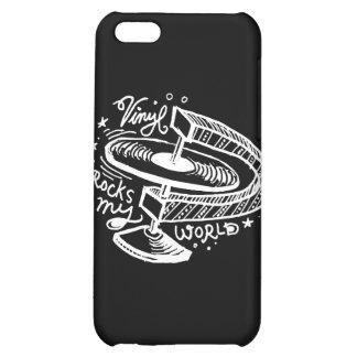 Vinyl Rocks My World 2 iPhone 5C Covers