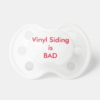 Vinyl Siding is BAD Dummy