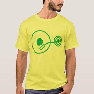 vinyl simple T-Shirt