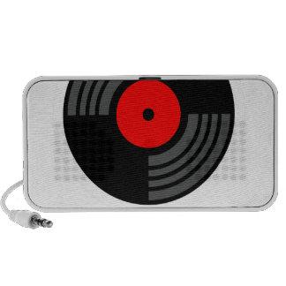Vinyl Portable Speakers