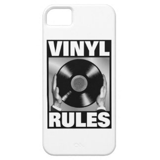 Vinyl Still Lives! iPhone 5 Cover