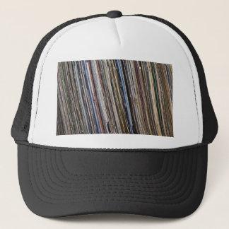 Vinyl Trucker Hat