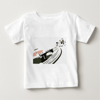 Vinyl Turntable Baby T-Shirt