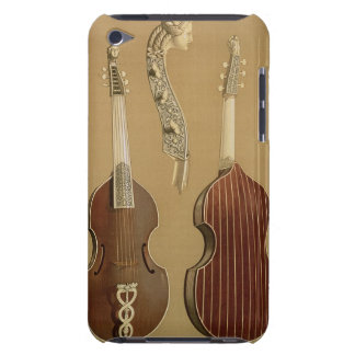 Viola da Gamba, or bass viol, by Joachim Tielke (1 Barely There iPod Cover