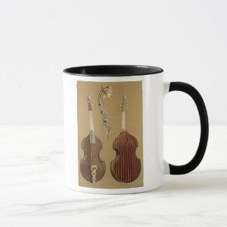 Viola da Gamba, or bass viol, by Joachim Tielke (1 Mug