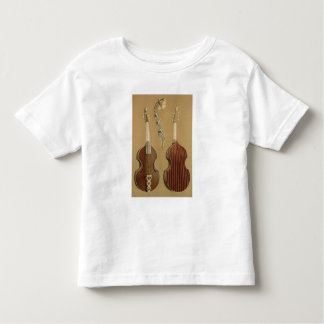 Viola da Gamba, or bass viol, by Joachim Tielke (1 Toddler T-Shirt