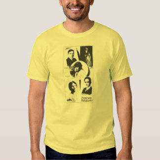 Viola Dana 1917 vintage portrait poster Shirts