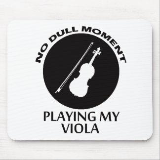 viola designs mouse pad