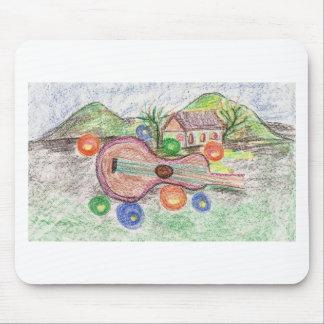 viola in serra.jpg mouse pads