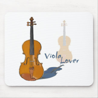 Viola Lover Mouse Pad