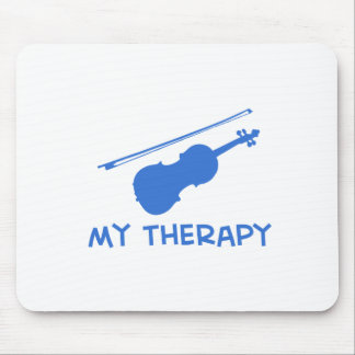 Viola my therapy designs mousepad
