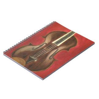 Viola Notebook