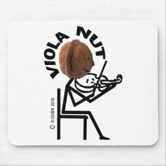 Viola Nut Mouse Pads