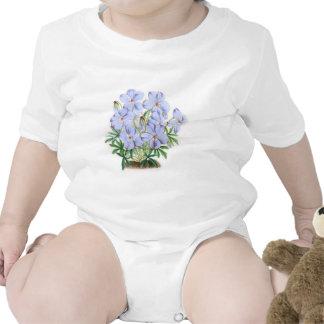 Viola Pedata Tee Shirt