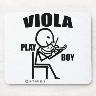 Viola Play Boy Mousepads