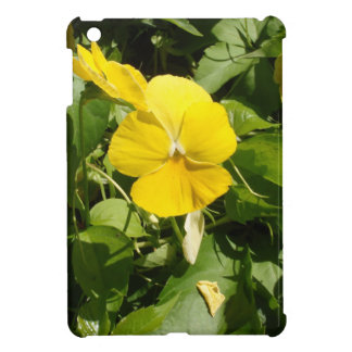 Viola Swiss Giant Yellow iPad Mini Cases