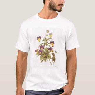Viola Tricolour T-Shirt