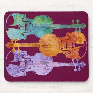 Viola Trio Mouse Pad