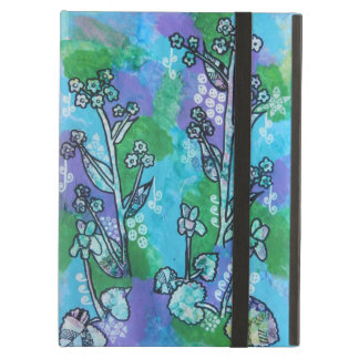 Violet and Alkanet Whimsy iPad Case