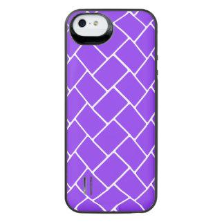 Violet Basket Weave iPhone 6 Plus Case