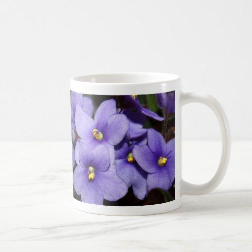 Violet Boquet Mug