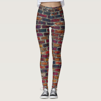 Violet Brick Built Leggings