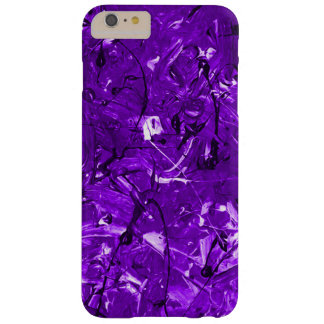 Violet Chaos Barely There iPhone 6 Plus Case
