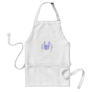 Violet Crab Standard Apron