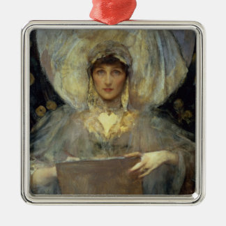 Violet, Duchess of Rutland Christmas Ornament