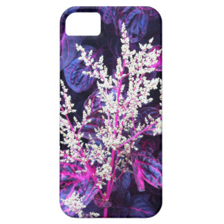 Violet Flora iPhone 5 Case