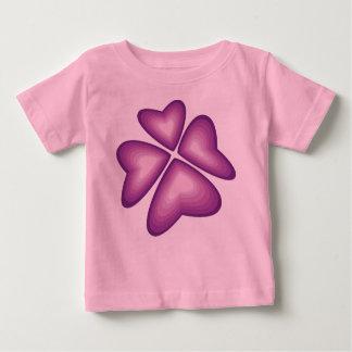 violet flower t shirts