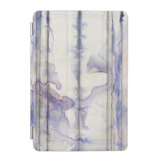 Violet Free Expression Watercolor iPad Mini Cover