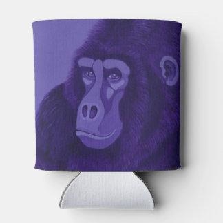 Violet Gorilla Can Cooler