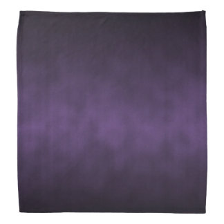 Violet Gothic Ombre Background Art Bandanas