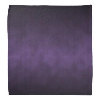 Violet Gothic Ombre Background Art Bandana