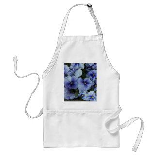 violet in the garden standard apron