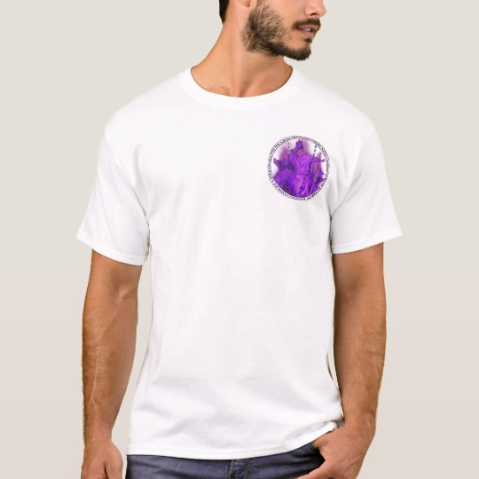 Violet light logo T-Shirt