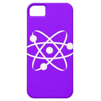 Violet Purple Atom iPhone 5 Case