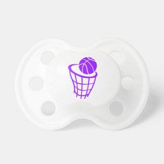 Violet Purple Basketball Dummy