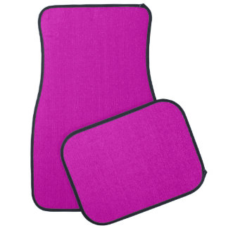 VIOLET RED PASSION (solid color) ~ Floor Mat