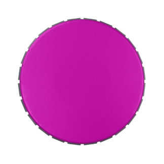 VIOLET RED PASSION (solid color) ~ Jelly Belly Tin