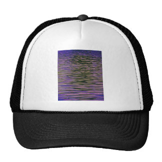 Violet Ripples Cap