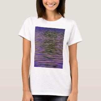 Violet Ripples T-Shirt