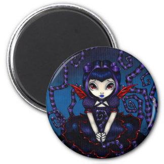 """""""Violet Sometimes"""" Magnet"""