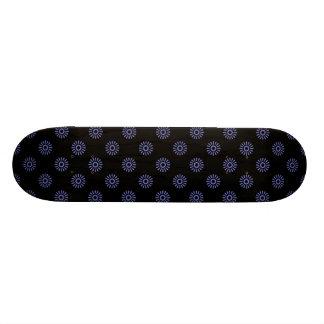 Violet Tulip Flower 6 Skateboard Deck